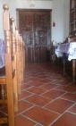 spacious dining