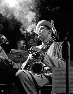 Harlem sax
