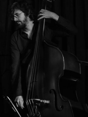 Rafa Sibajas Double bass