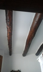 antique beams